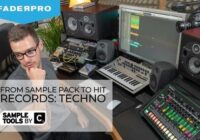 From Sample Packs to Hit Records: Techno TUTORIAL